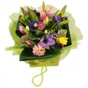 Aqua Bag Bouquet